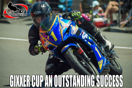 GIXXER Cup a resounding success