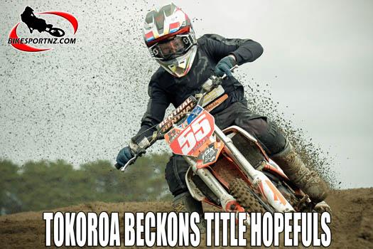 NZ Supercross Champs final round at Tokoroa