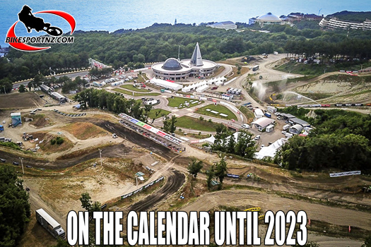 Russia included on GP calendar until 2023