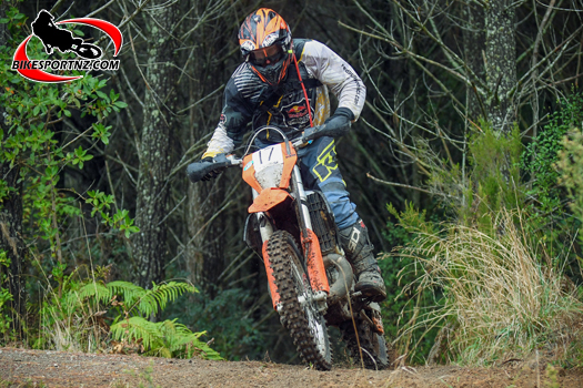 Round two of NZ Enduro Champs in Marlborough this weekend