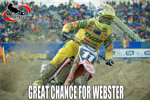 Great MXGP chance for young Australian