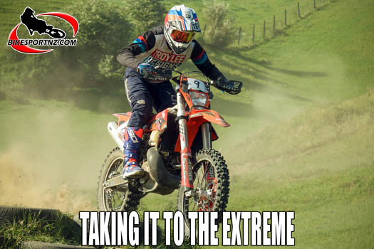 Jake Whitaker wins NZ Extreme Off-Road Championships