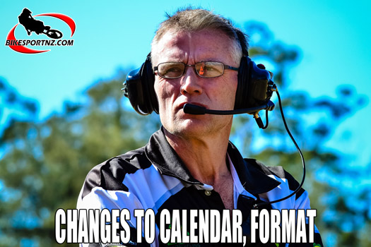 Changes made to Australian MX Nationals programme