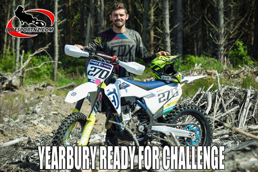 Husqvarna Hard X cross-country race coming up