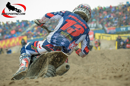 No Team USA for MXoN this year