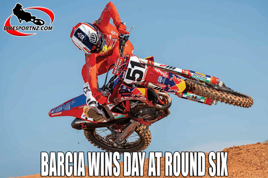 Justin Barcia wins the day at Spring Creek