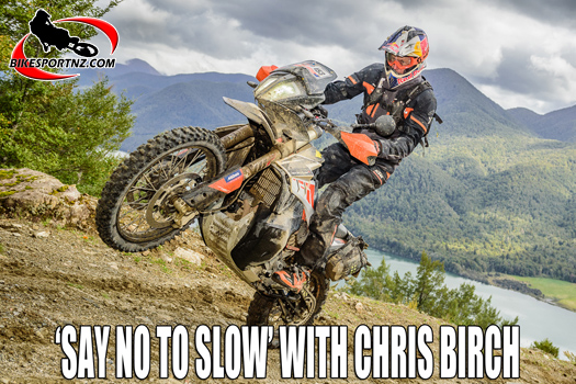 Chris Birch offers his best riding tips