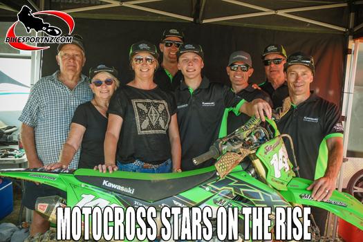 2021 New Zealand Junior Motocross Championships