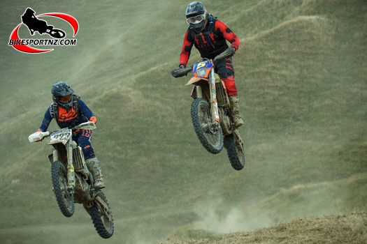 NZ Cross-country Champs kicked off at Marton on Sunday