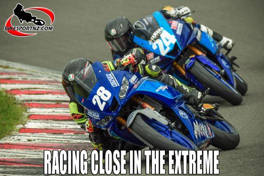 Racing tight at Levels International Raceway