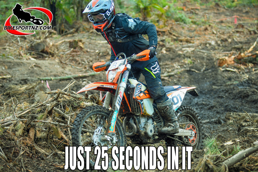 Tommy Buxton wins enduro champs opener