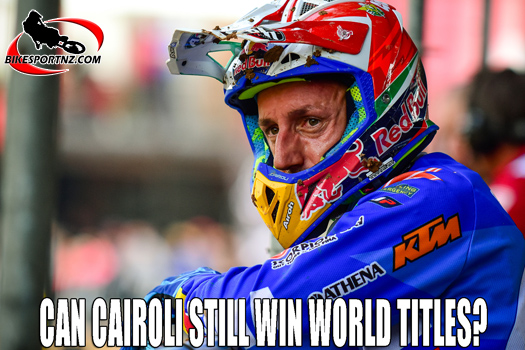 Antonio Cairoli, going for world crown No.10 in 2021