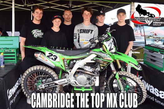 Cambridge MCC wins 2020 Battle of the Clubs MX