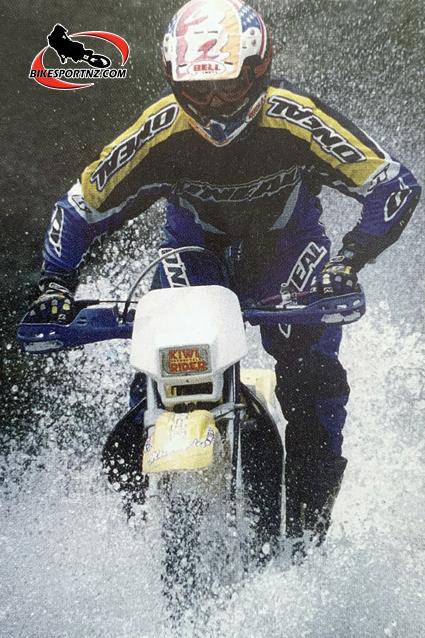 ": ""Best Race Ever"" feature item on the BikesportNZ.com web site."