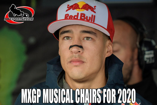The MXGP silly season is well underway