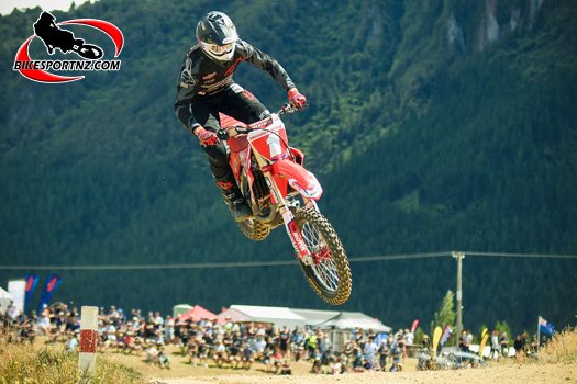 Getting tighter at the top of MX1 class at nationals