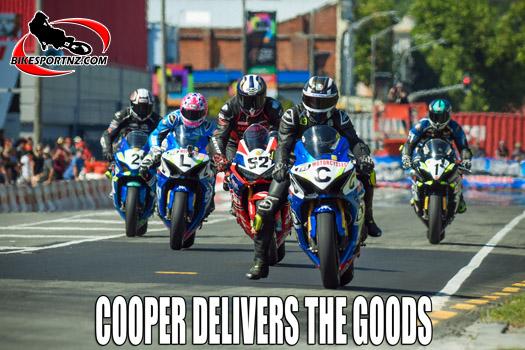 Richard Cooper wins Suzuki International Series
