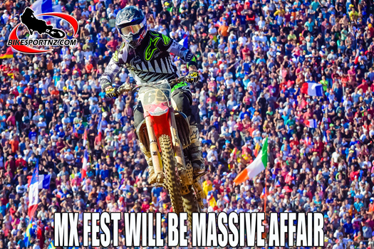 MX Fest at Taupo will be a massive affair for 2020