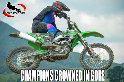 Gore hosts successful NZ Vets and Women's Championship event