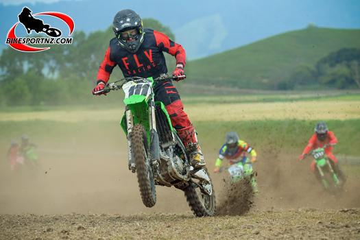 Kawasaki team rivals green with envy