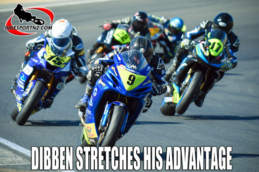 Suzuki's Dibben has more than two races up his sleeve
