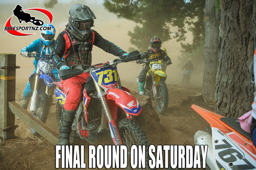 Dirt Guide Series final round on Saturday