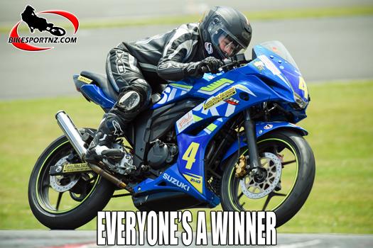 Suzuki International Series a winning formula