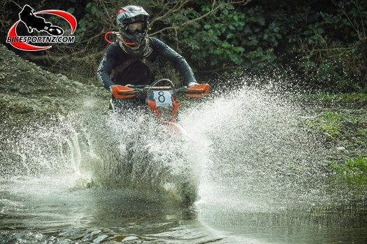 Jake Whitaker wins extreme off-road event at Moonshine