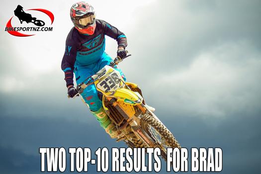 Groombridge top-10 in two separate categories