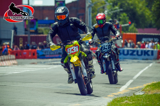 Whanganui riders accept the challenge
