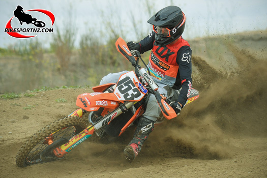 Final round of MX nationals in Taupo will be a scorcher