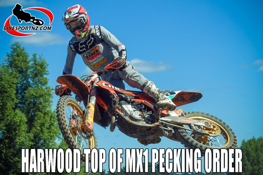 2021 NZ Motocross GP at Woodville run in conjunction with the NZ MX Champs