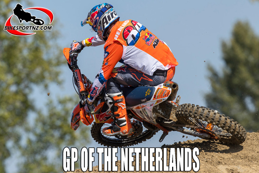 MXGP video from the 2020 GP of the Netherlands