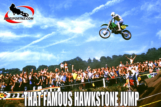 Jobe and that famous Hawkstone jump