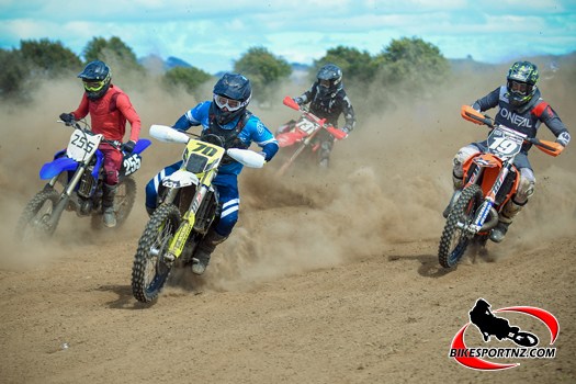 NZ MX TT Nationals at Taupiri, north of Hamilton