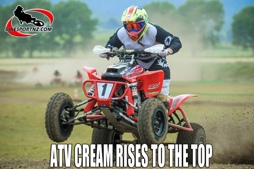 ATV racing reaches new heights in Timaru