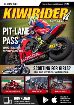 Kiwi Rider magazine is on-line here