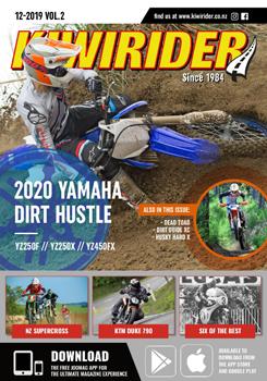 Kiwi Rider magazine