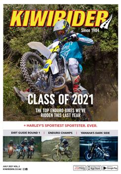 Kiwi Rider magazine in conjunction with BikesportNZ.com