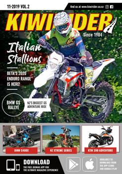 BikesportNZ.com, in association with Kiwi Rider magazine