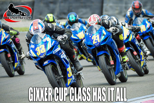 GIXXER Cup contest has so many stories to tell