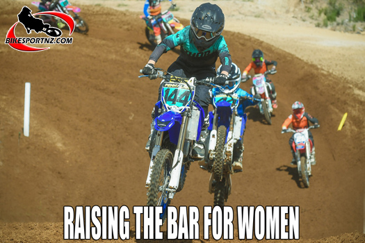 Motorcycling New Zealand's new Women's Commission a hit