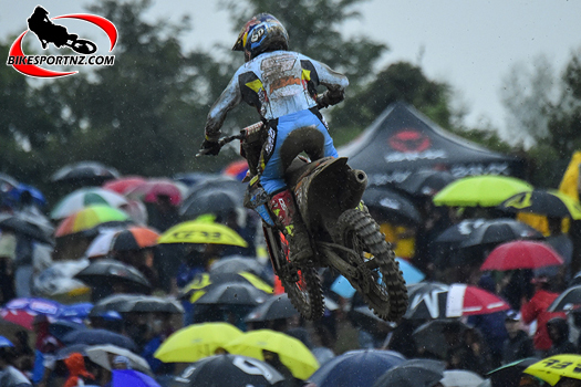 Team Italy wins the 2021 Motocross of Nations at Mantova, in Italy