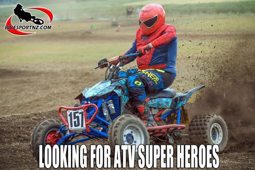 NZ ATV Champs at Timaru this weekend