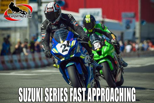 Suzuki International Series just around the corner