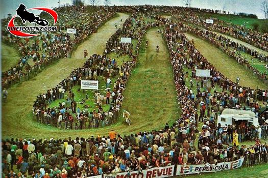 The origins of motocross racing