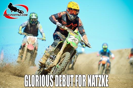 Josiah Natzke shines at Speedcross and the motocross too