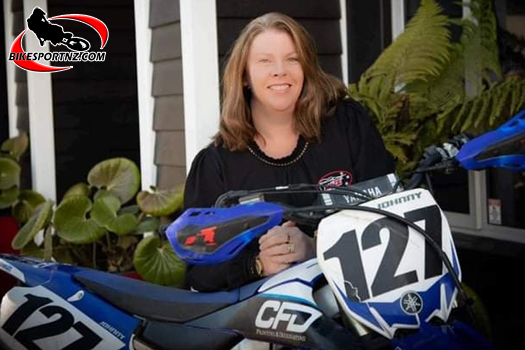 Motorcycling New Zealand's latest board member