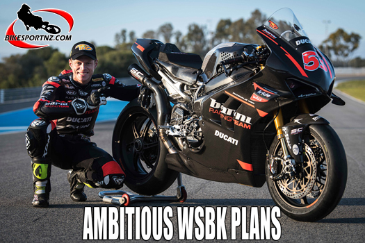 Spain's Tito Rabat sure he can move up the WSBK rankings