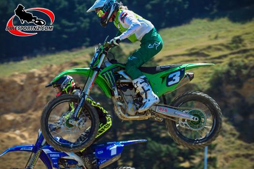 2021 NZ Motocross GP at Woodville